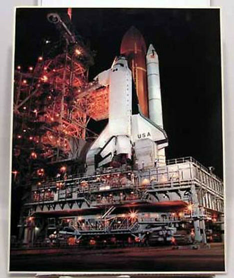 Space Shuttle Collection Print/Poster 16x20- COLUMBIA | eBay