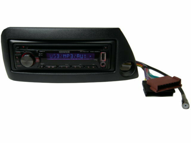 kenwood cd mp3 usb aux in autoradio ford ka street radio. Black Bedroom Furniture Sets. Home Design Ideas