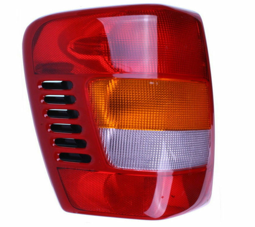 new left tail light fits 1999 2004 jeep grand cherokee driver side. Black Bedroom Furniture Sets. Home Design Ideas