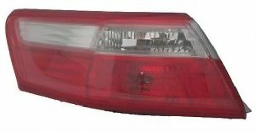 2007 2008 toyota camry outer tail light rear lamp lh ebay. Black Bedroom Furniture Sets. Home Design Ideas