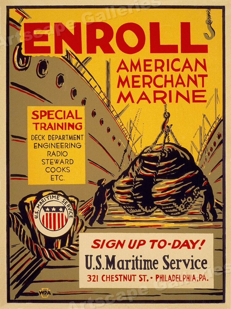 how to join the merchant marines