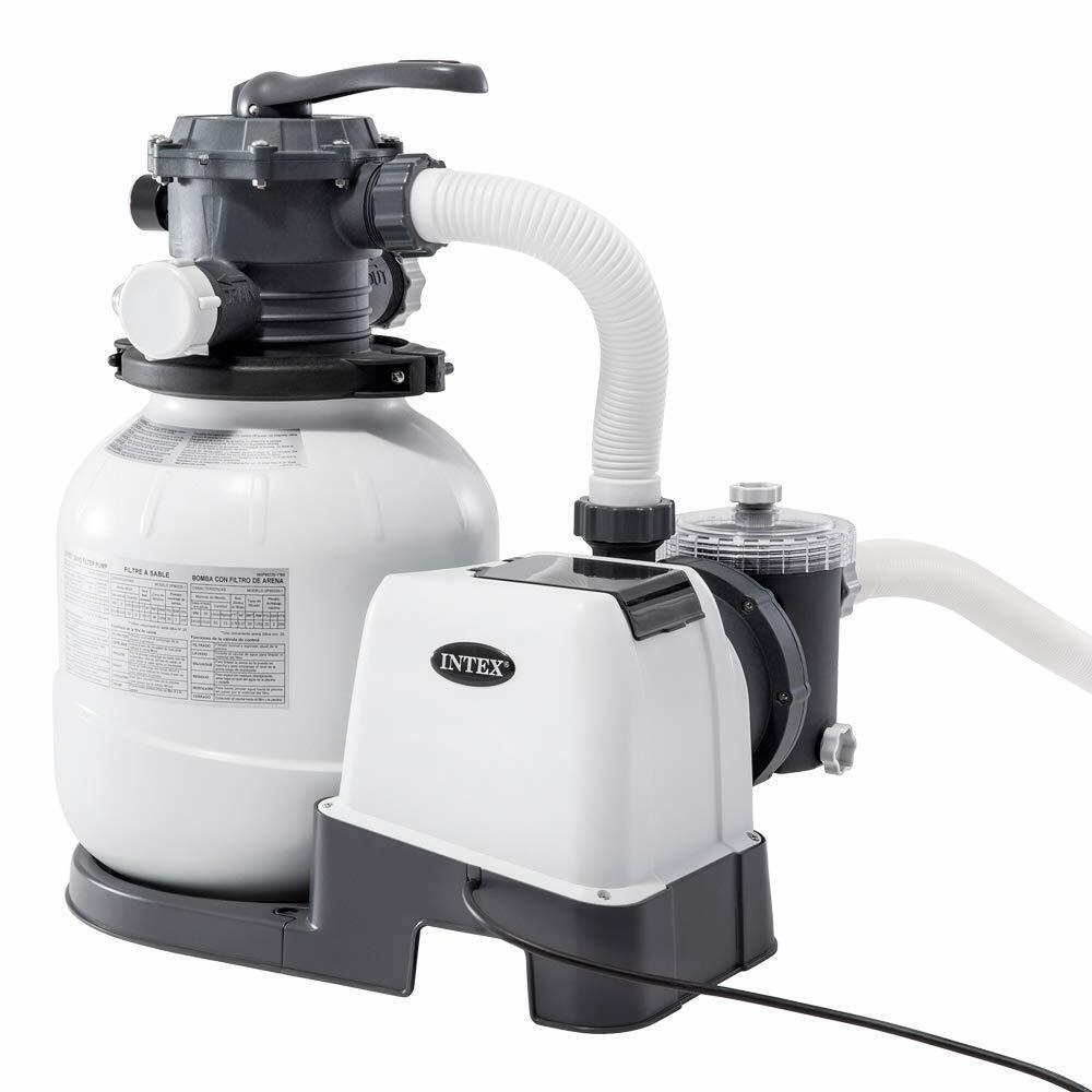 Intex Swimming Pool Sand Filter Upgrade Kit Ebay