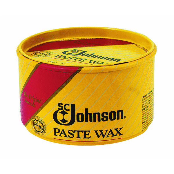 Paste Floor Waxes For Hardwood Floors: Johnson Paste Wax Floor Polish 1lb Can