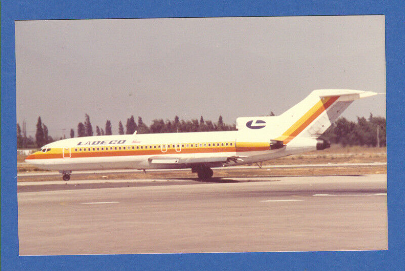 Ladeco Chile Airlines Photo Douglas Dc 6 Ebay