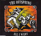 OFFSPRING ALL I WANT CD EP RARE PUNK B-SIDE COVER SONG