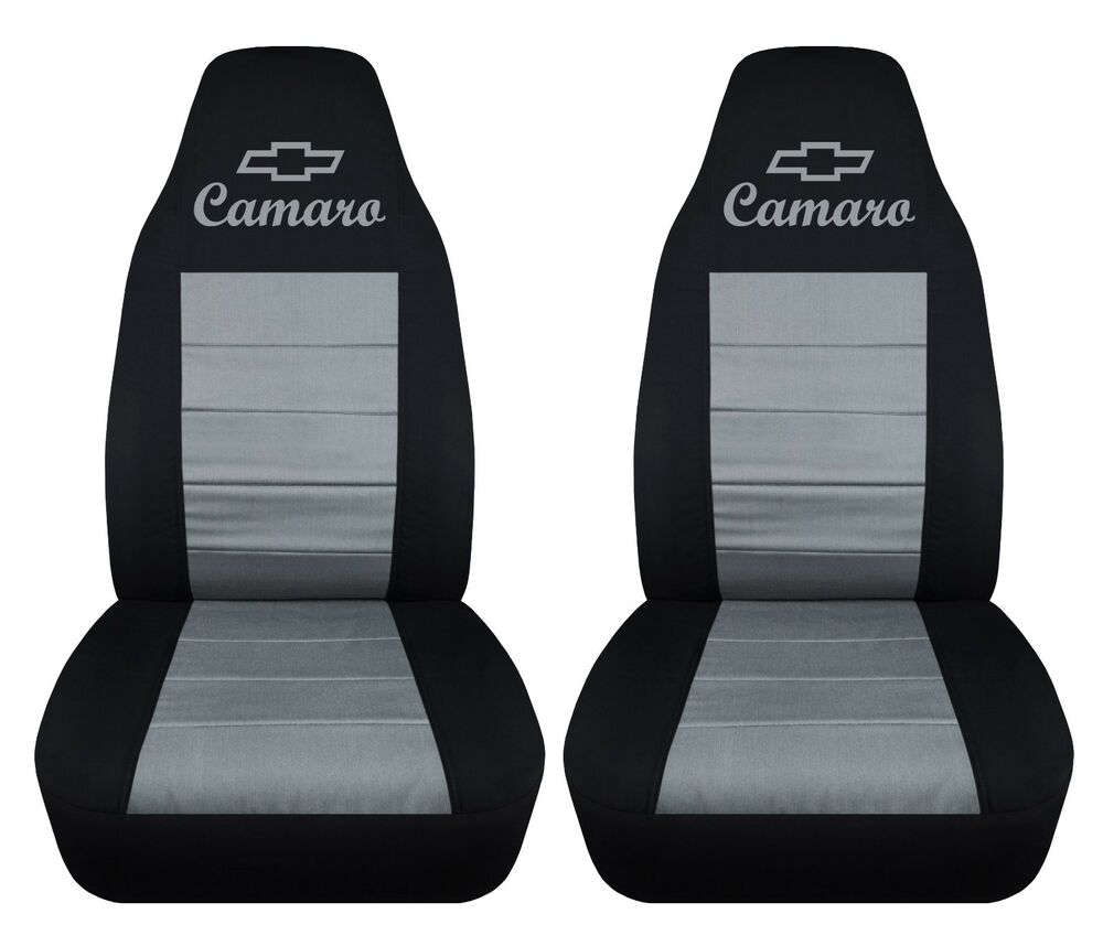 Car Seat Covers For  Camaro
