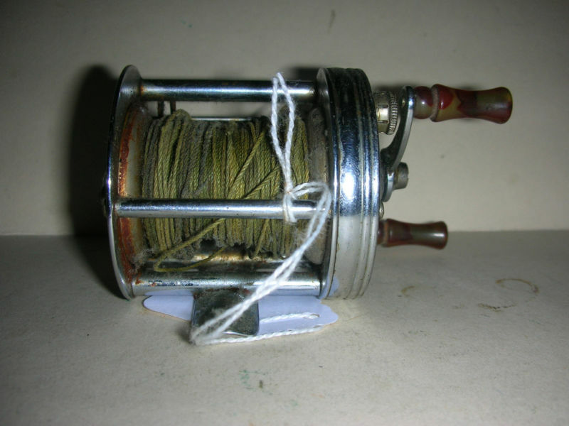 Vintage south bend no 400 fishing reel made in the usa for South bend fishing reel