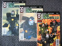 U.S. WAR MACHINE 2.0 #'s 1 2 3  Lot | Full MAX Series