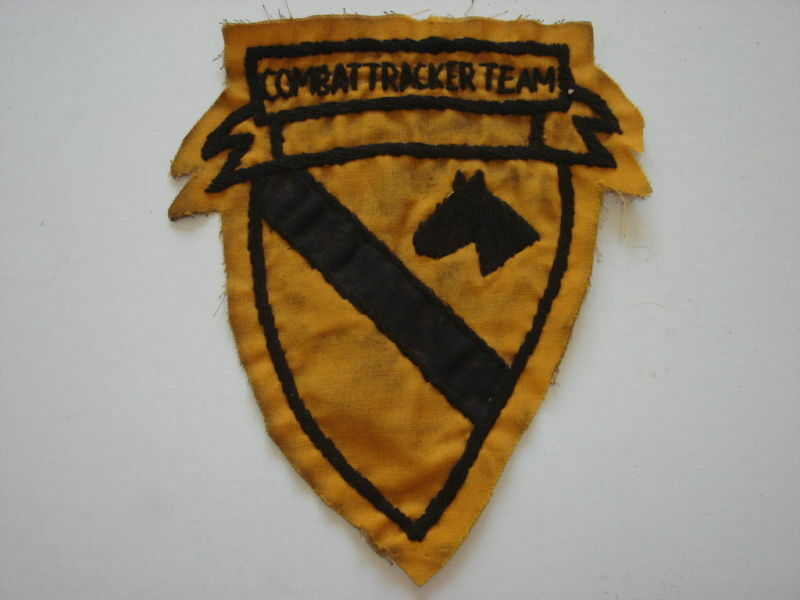 1st Cavalry Patch Vietnam 1st Cavalry Division