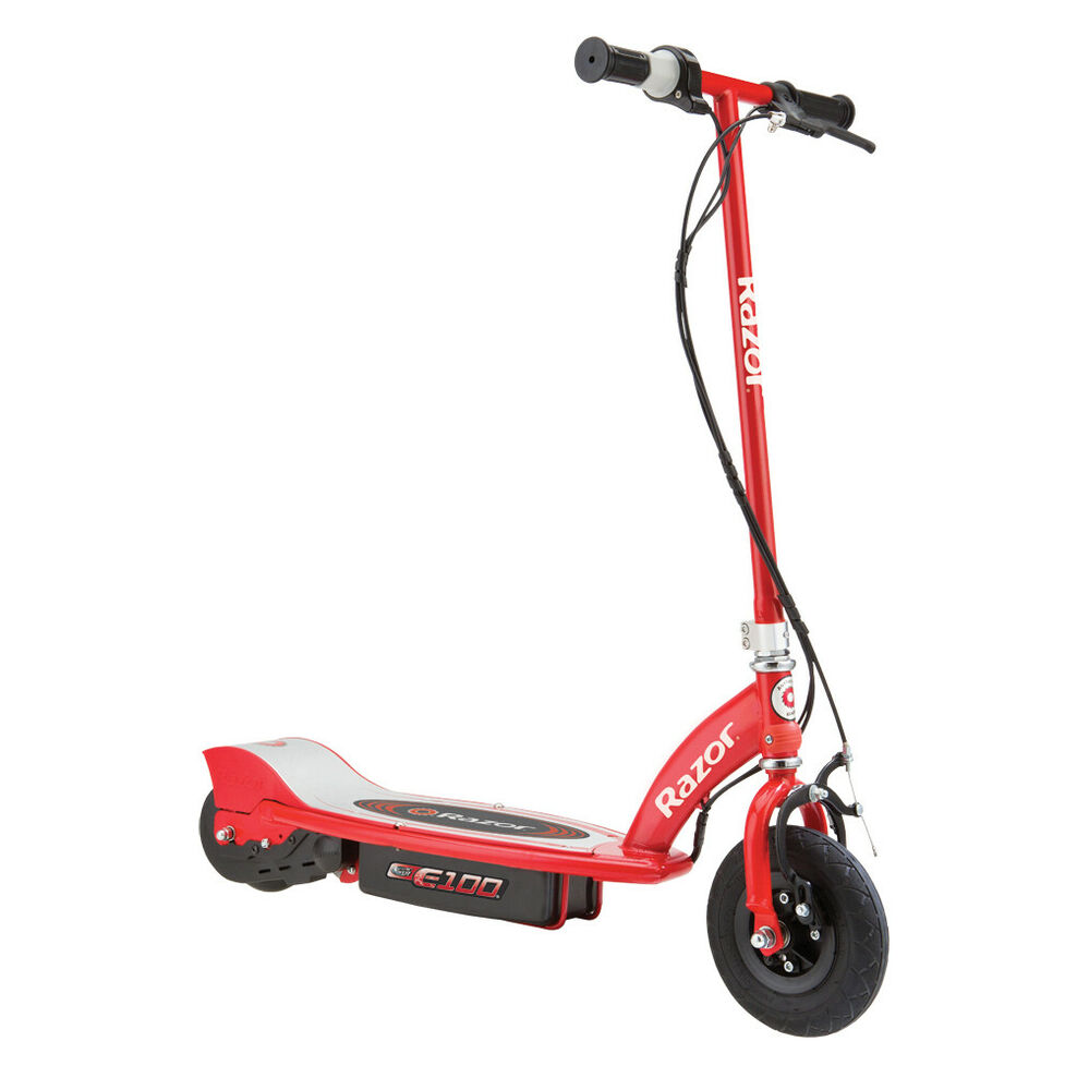 razor e100 motorized 24 volt electric powered ride on
