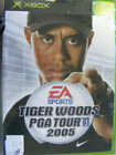 Microsoft XBOX GAME - TIGER WOODS PGA TOUR 2005