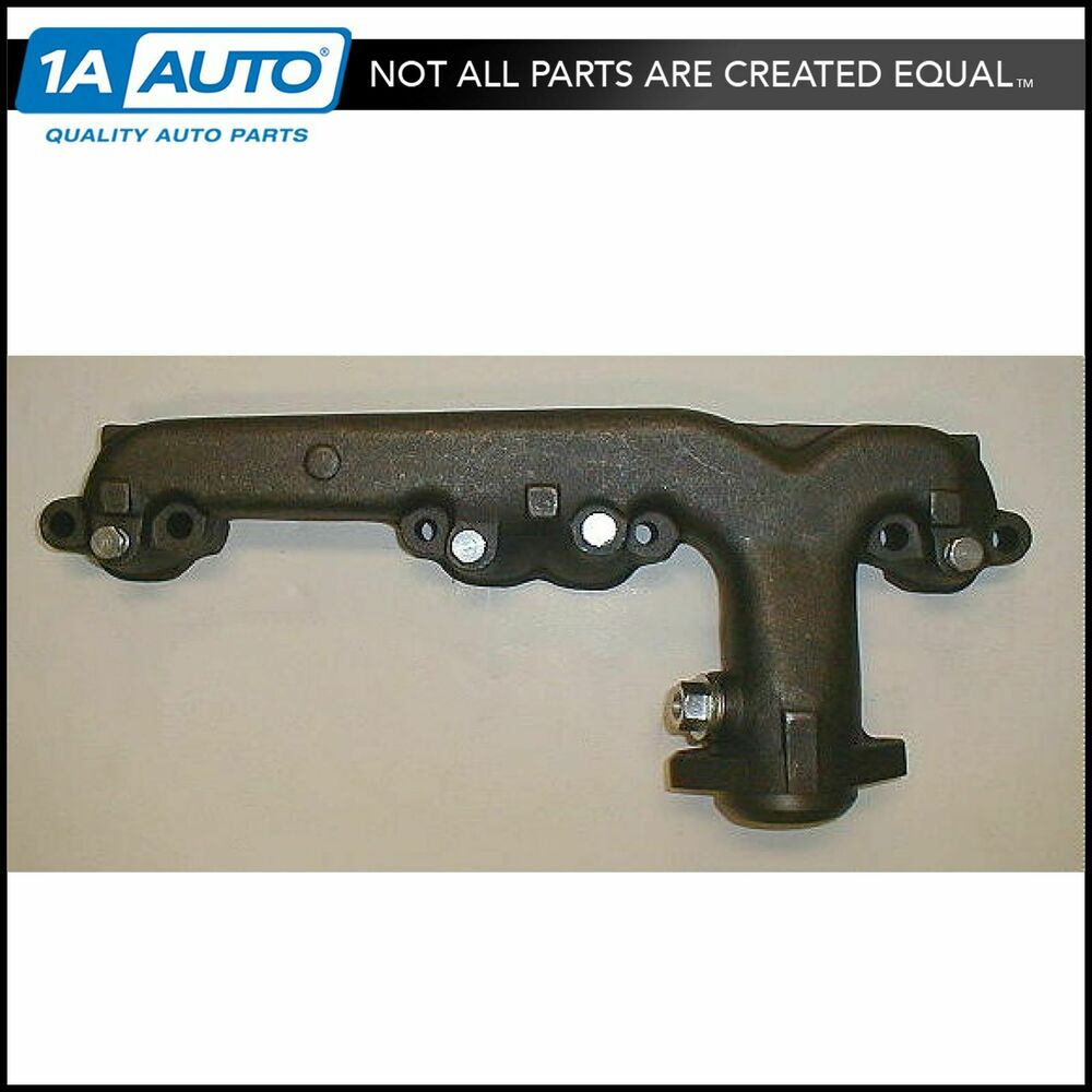 Exhaust Manifold Cast Iron Left For GMC Olds Buick Chevy