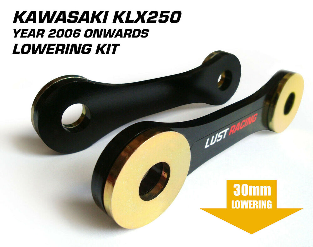 Kawasaki Klxs Lowering Kit