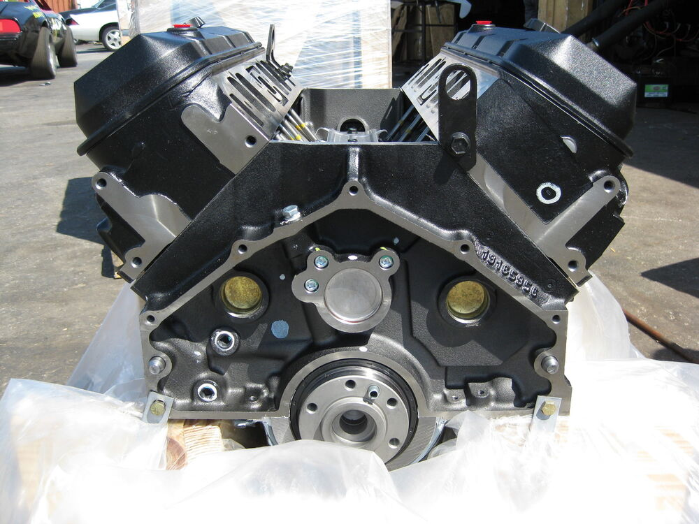 New Gm 8 2 L 502 Cu Marine Engine Mercruiser Mpi Volvo Ebay