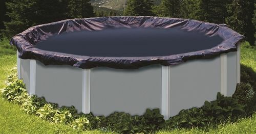 16ft Above Ground Swimming Pool Round Winter Cover Ebay