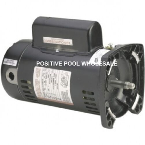 A o smith 2 hp pool motor sq1202 energy efficient full for Ebay motors las vegas