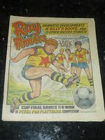ROY OF THE ROVERS - Year 1986 - Date 05/07/1986 - UK Paper Comic