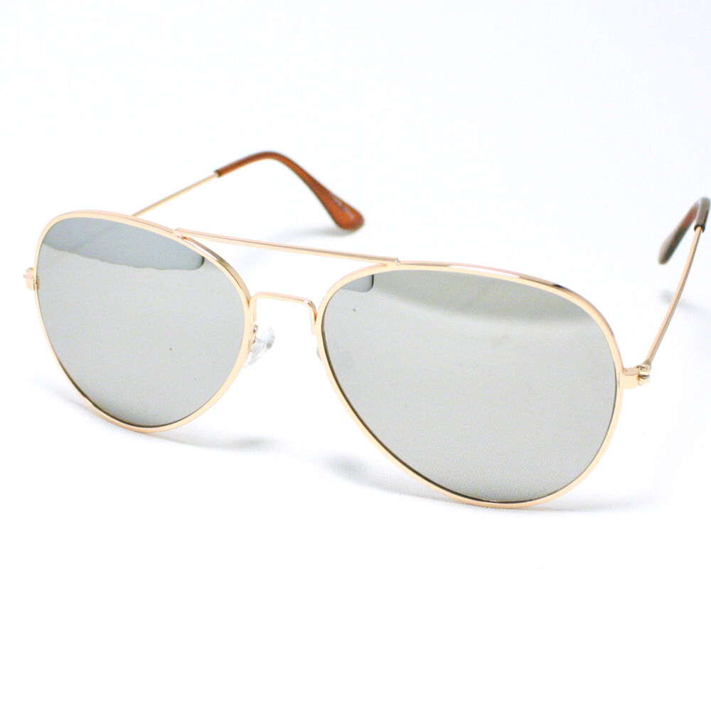 c20b2576ef61 Mens Gold Lens Sunglasses