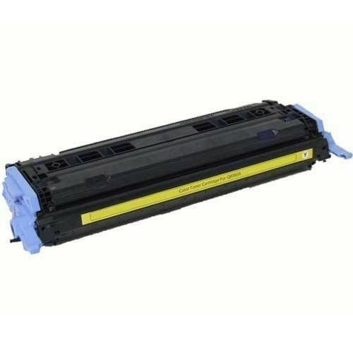 hp q6002a color laserjet 1600 2600 2600n 2605dn cm1017mfp yellow toner cartridge ebay. Black Bedroom Furniture Sets. Home Design Ideas