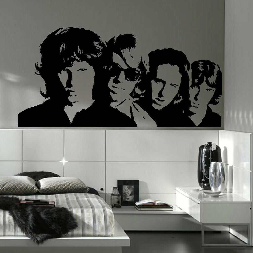 The Doors Large Kitchen Bedroom Wall Mural Giant Art