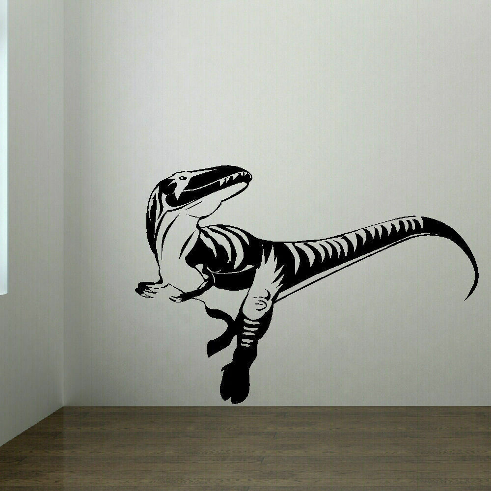 LARGE DINOSAUR DINO CHILDRENS BEDROOM WALL MURAL GIANT ART STICKER DECAL VINYL  eBay