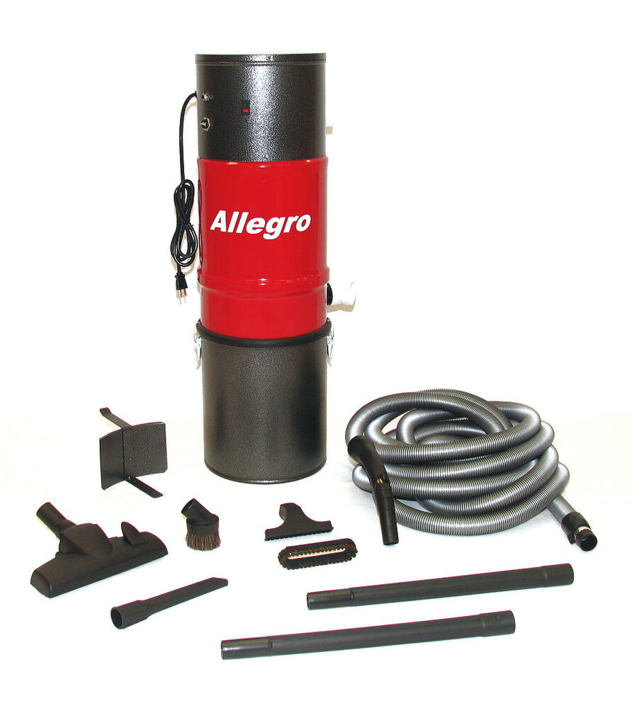 Allegro Central Vacuum System 35 Foot Hose Kit New In Box