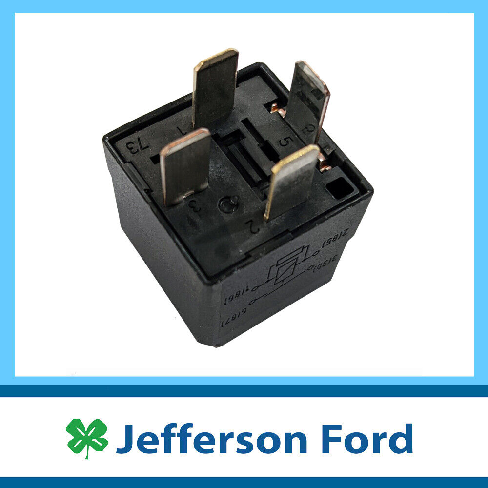 New Genuine Ford Falcon Main Relay Fuse Box Ea Eb Ed Ef El