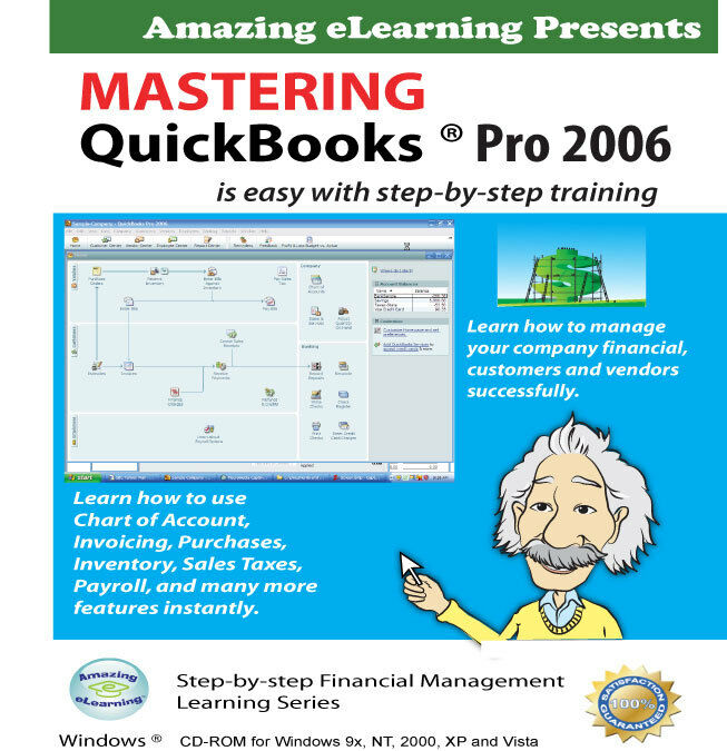 Start Learning QuickBooks® Today! - Learn Bookkeeping Today