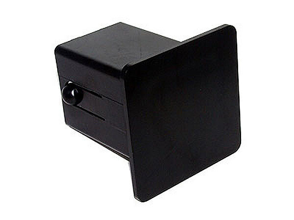 Tow trailer hitch cover plug insert truck pickup rv