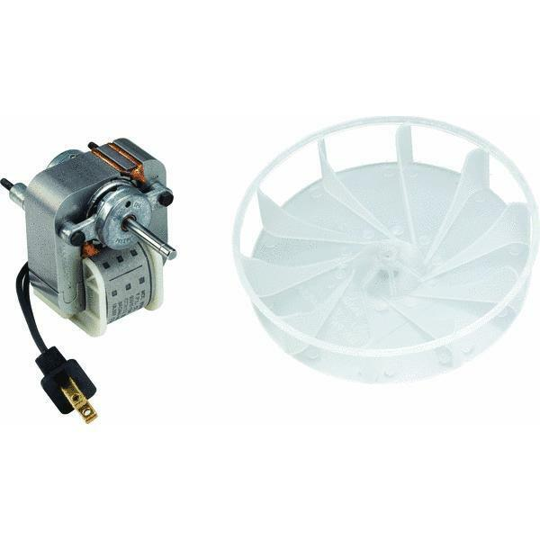 broan bath exhaust fan blower replacement motor wheel