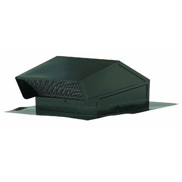 Broan Roof Vent Cap W Damper 3 1 4x10 Quot Or 8 Quot Pipe Duct