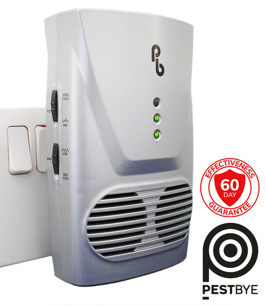 Pestbye Whole House Electronic Mouse Repellent Ultrasonic