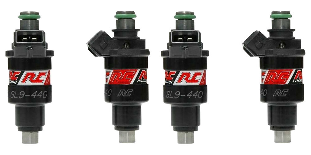 Rc Engineering 440cc Fuel Injectors Honda Civic Acura