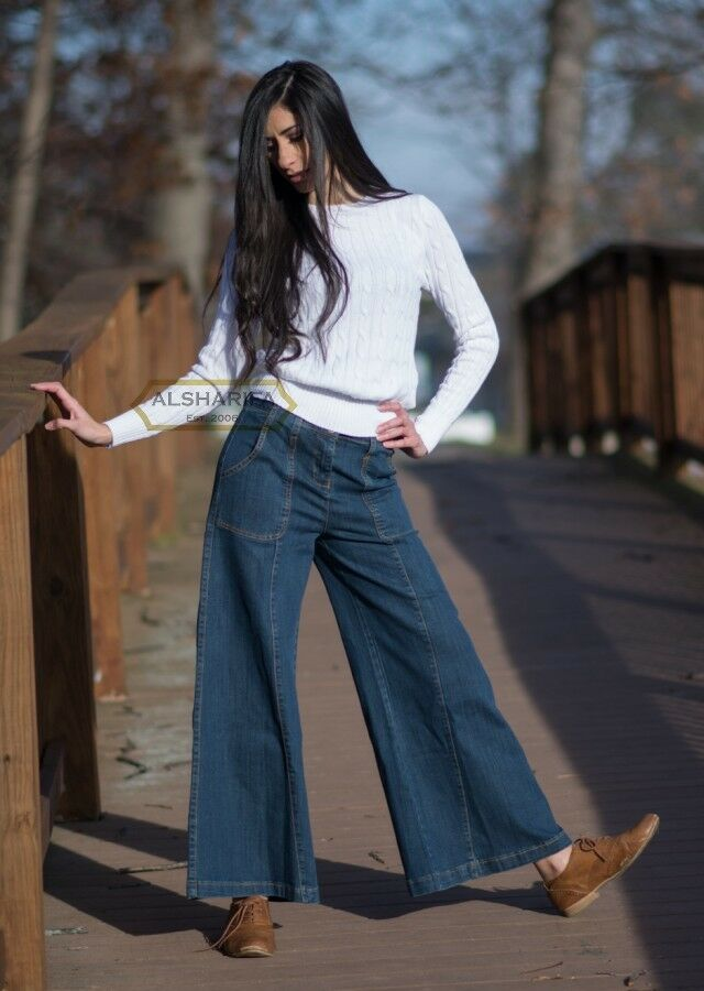 Find great deals on eBay for extra wide leg jeans. Shop with confidence.