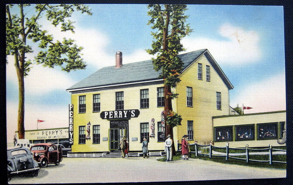 East Belfast Maine 1940 39 S Perry 39 S Tropical Nut House Ebay