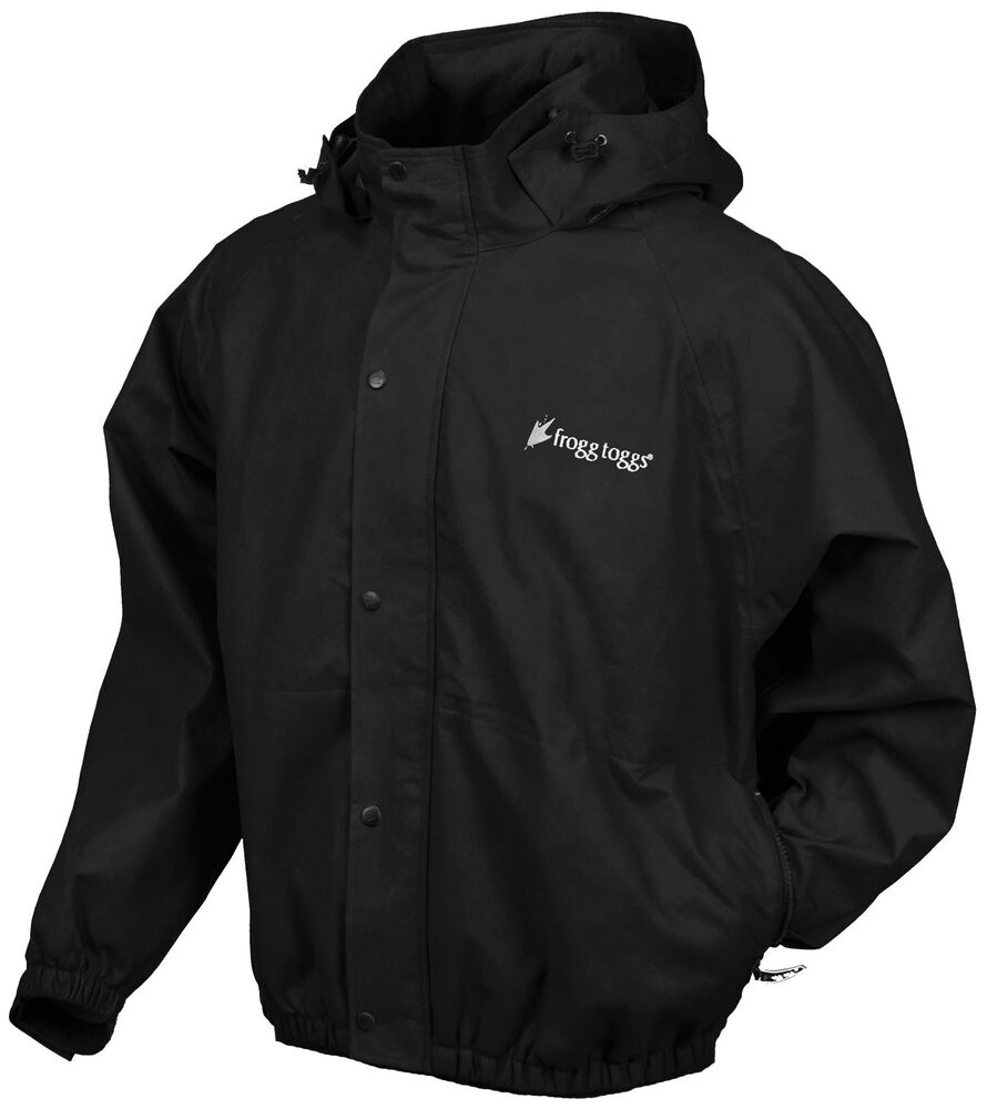 Frogg toggs pro action pa 102 rain gear suit golf boating for Fishing rain suits