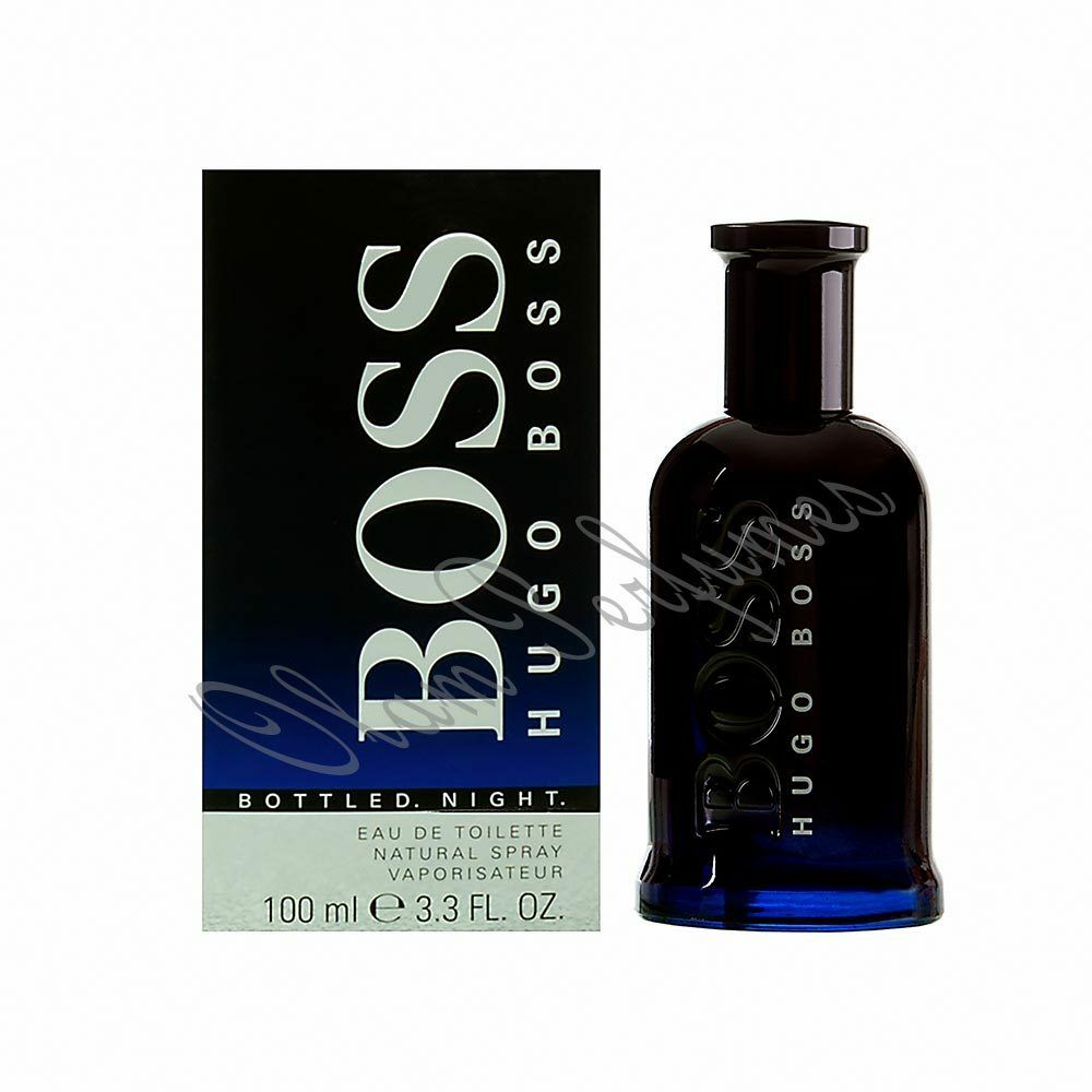 boss bottled night sample