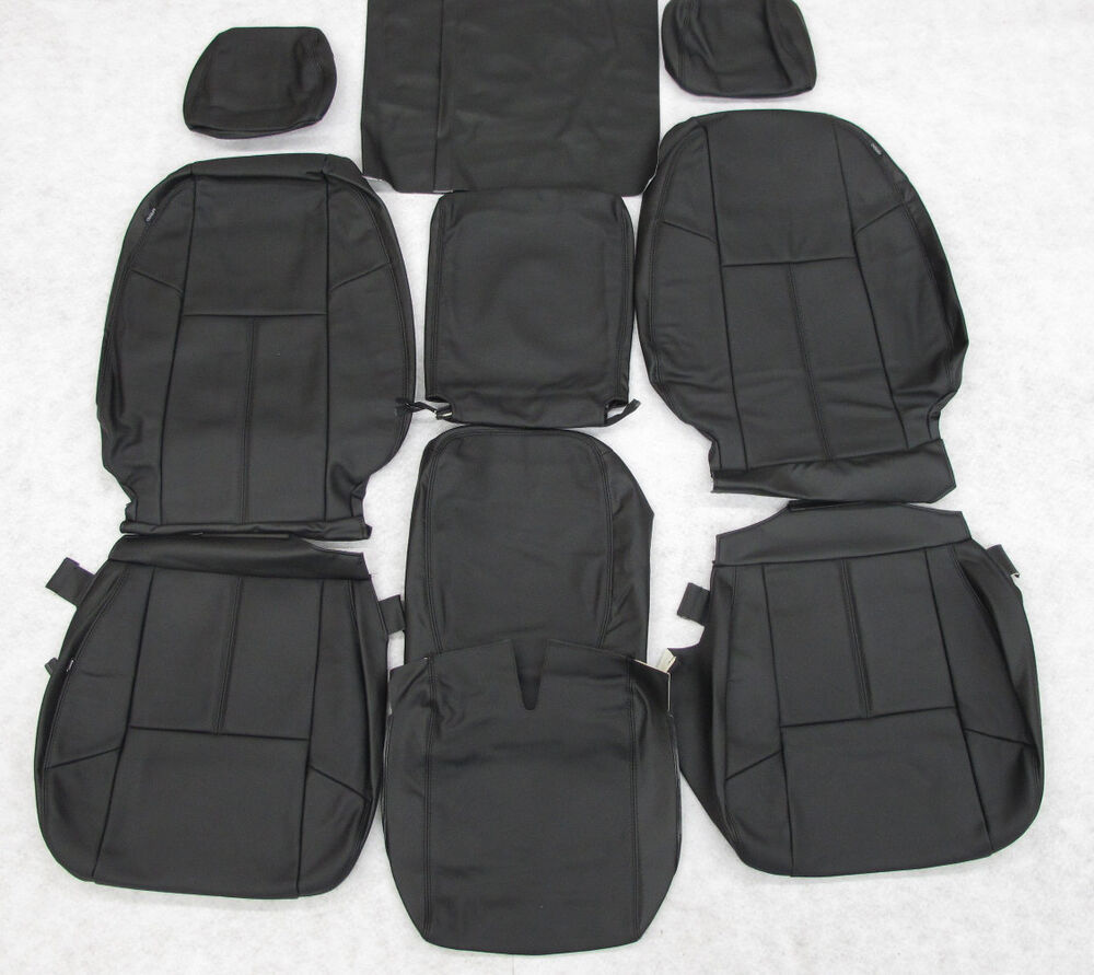 2008 Chevy Silverado Seat Covers