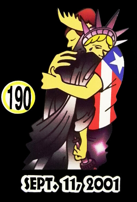 Satatue Of Liberty With Puartarican Flag Tattoo: PUERTO RICO CAR DECAL STICKER STATUE OF LIBERTY With