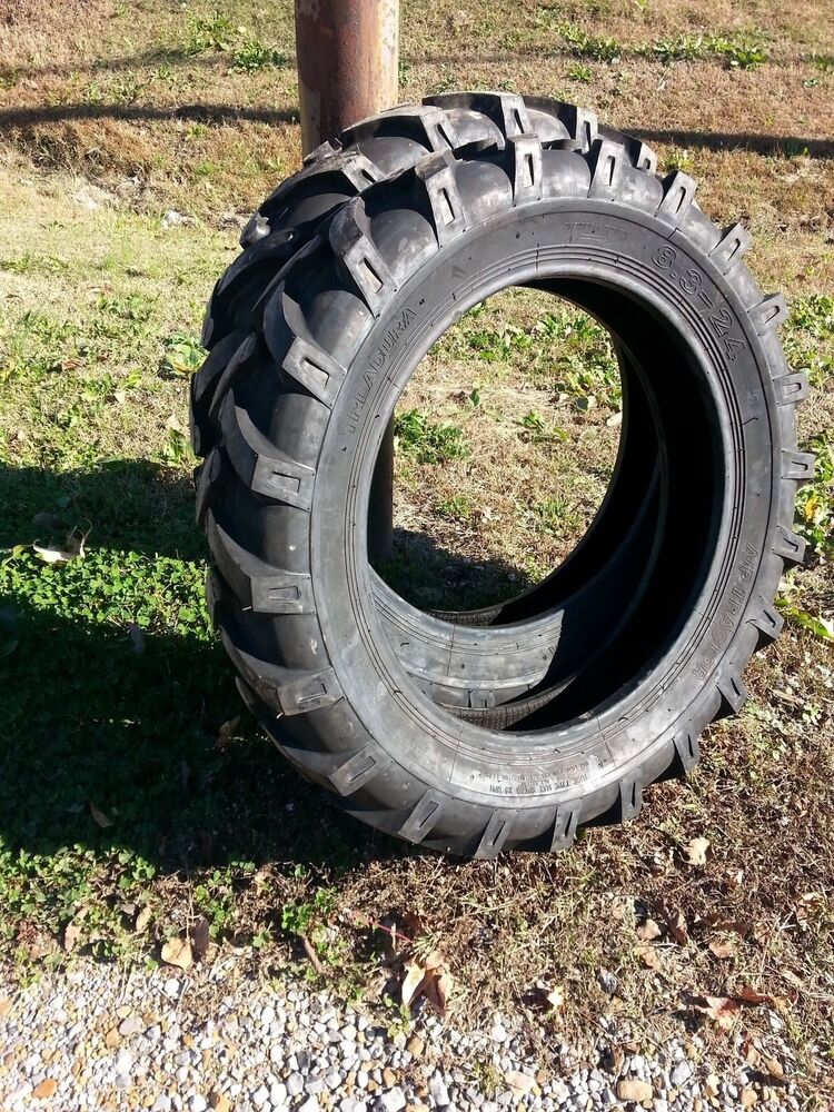Tractor Supply Tires : Two belarus six ply tractor tires with