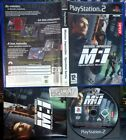 MISSION IMPOSSIBLE OPERATION SURMA MI PAL ESPAÑA COMPLETO PS2 PLAYSTATION 2