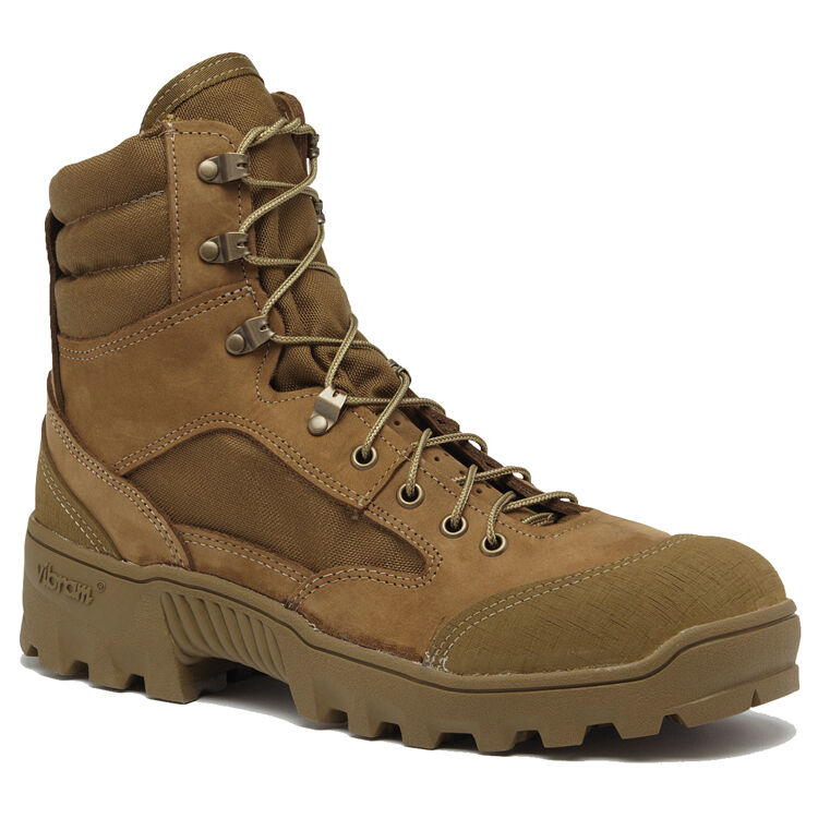 belleville weather mountain combat boots coyote brown