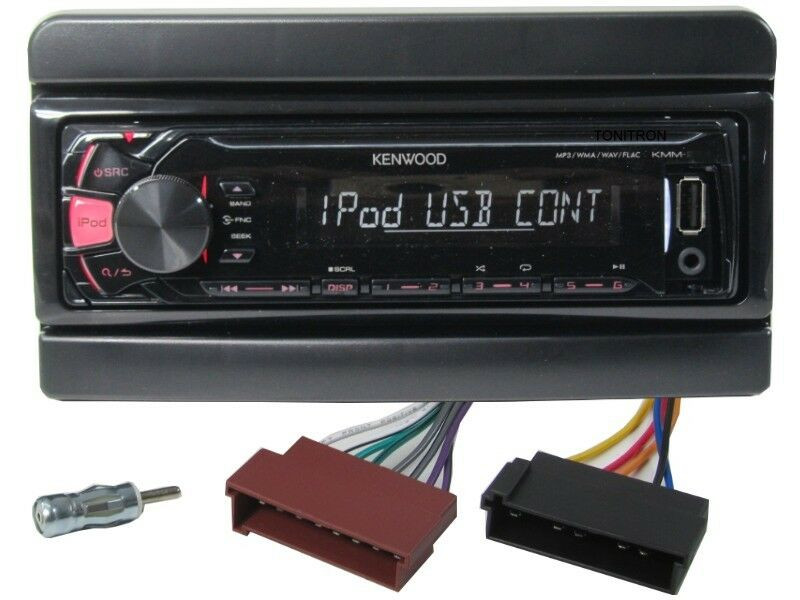 usb mp3 rds autoradio radio ford set fiesta focus mondeo 4. Black Bedroom Furniture Sets. Home Design Ideas