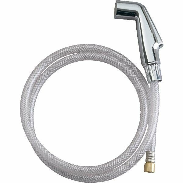 kitchen sink sprayer hose kohler chrome side sprayer with hose for kitchen faucet ebay 5955