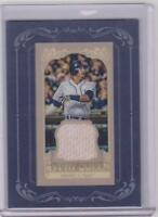 Victor Martinez 2012 Topps Gypsy Queen Mini Framed Jersey Relic White Swatch