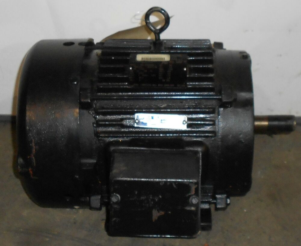 Sls1b12 reman lincoln motors 3 hp electric motor 1760 for Dc motor 1 3 hp
