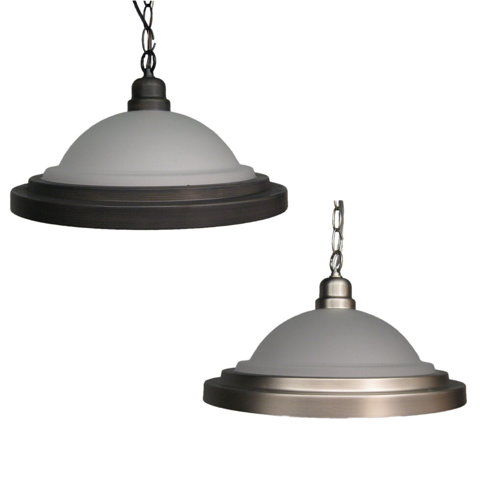 Oil Rubbed Bronze Or Brushed Nickel 15 Pendant Chandelier