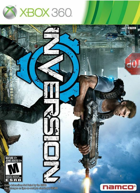 Shooting Games For Xbox 360 : Inversion xbox brand new ebay