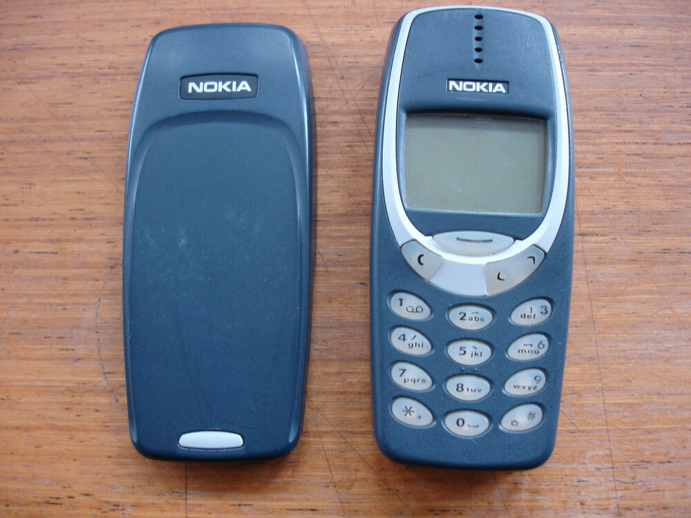 nokia 3310 mobile phone unlocked lovely retro phone only grade b no battery 5038262001485 ebay. Black Bedroom Furniture Sets. Home Design Ideas