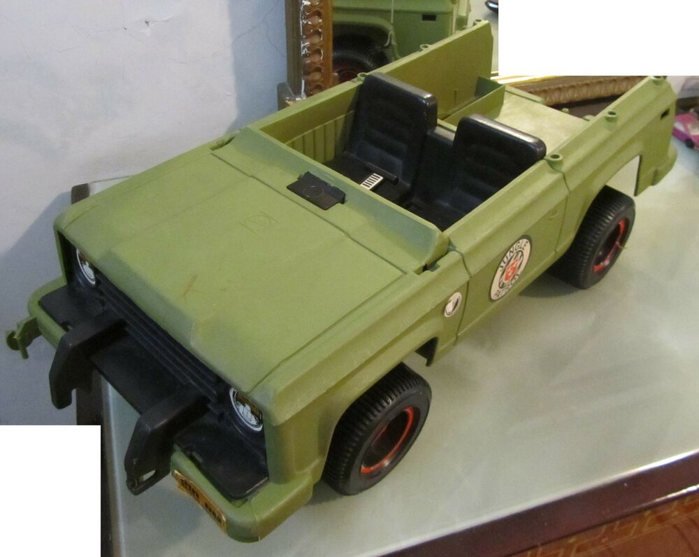 big jim jeep serie safari 7319 del 1976 ebay. Black Bedroom Furniture Sets. Home Design Ideas